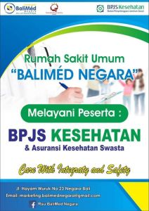 rsu balimed negara - BPJS