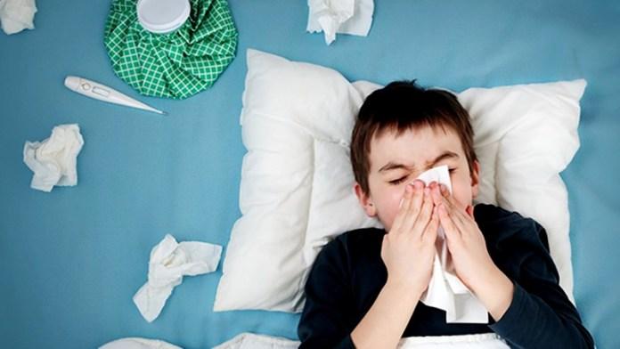 Influenza Si Penyakit Mudah Menular