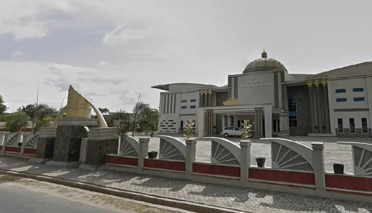 Gedung Pernikahan di Bandar Lampung