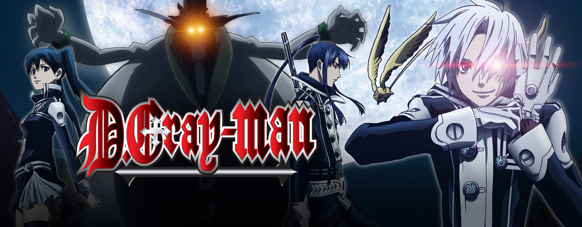 Stream Watch DGray Man Episodes Online Sub Dub