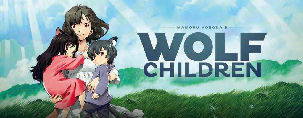 Image result for wolf children