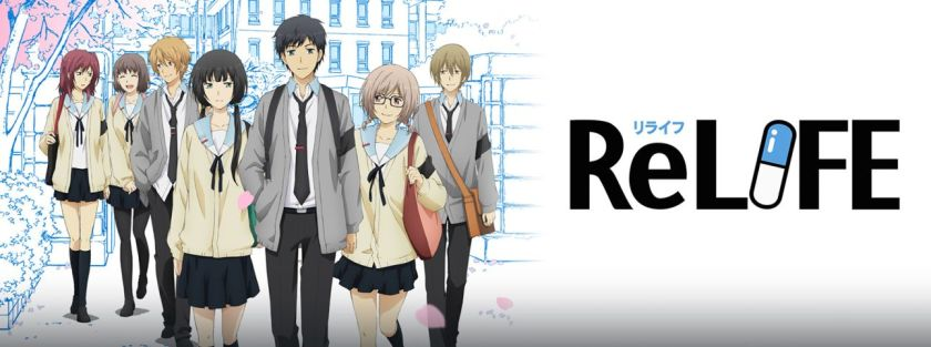 ReLIFE Full Movie English