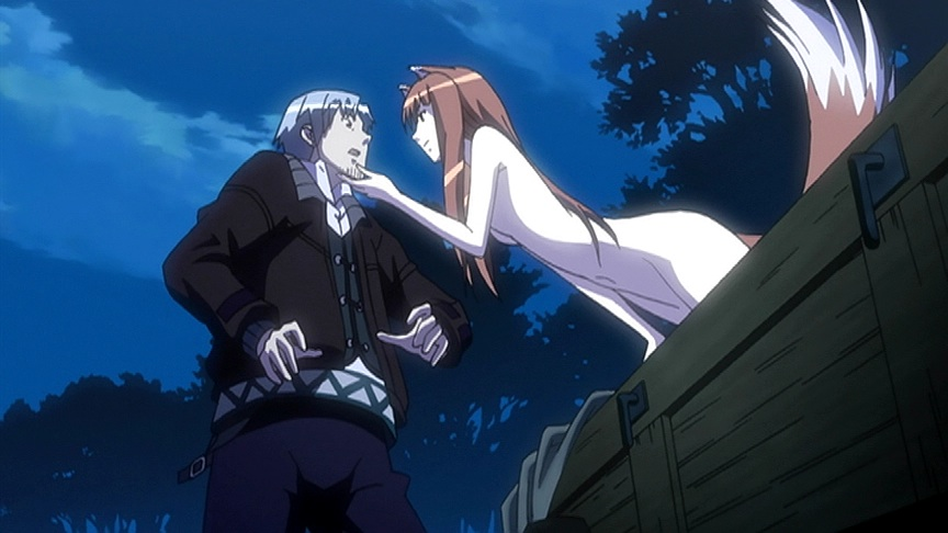 Wolf Girl And Black Prince Wallpaper Hd Watch Spice And Wolf Season 1 Episode 1 Anime Uncut On