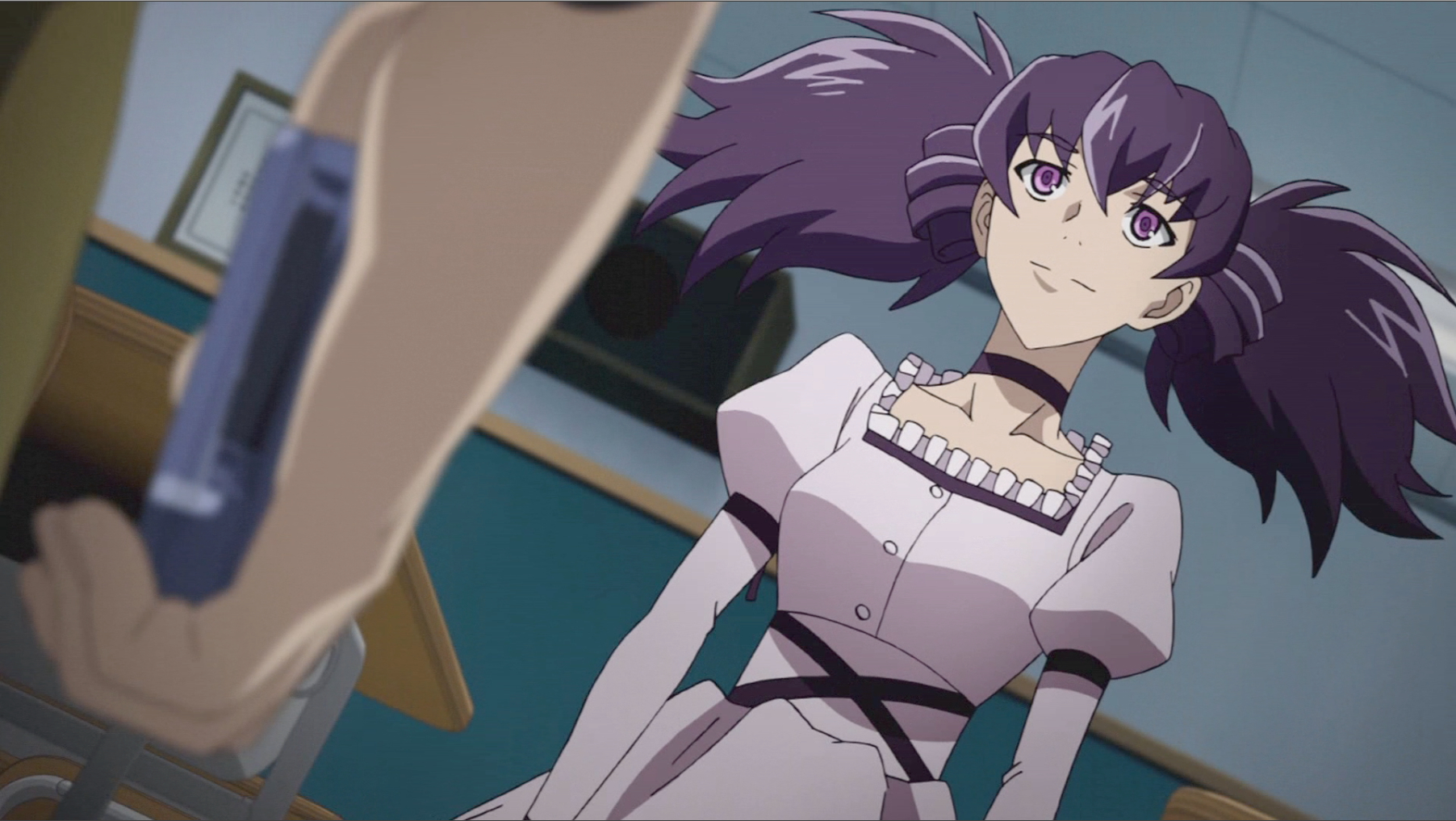 Watch The Future Diary Season 1 Episode 2 Anime Uncut on