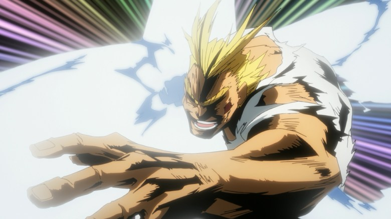 Image result for All might