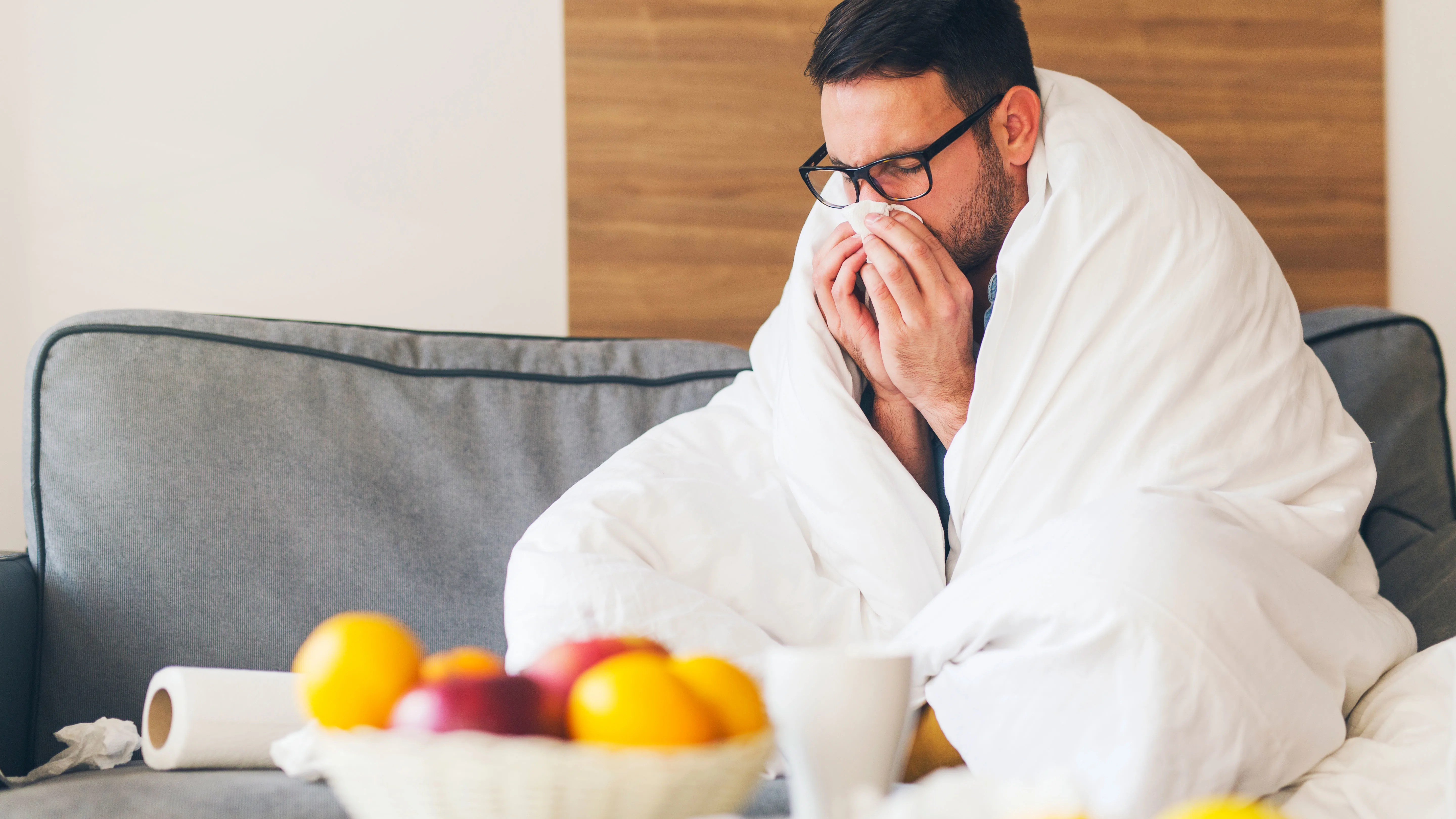 Could You Be in Danger of Serious Flu Complications? - Sharecare