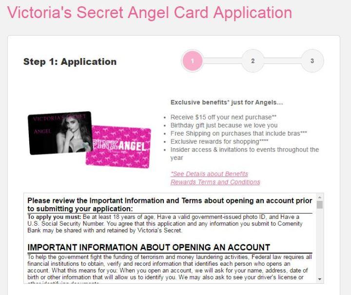 Victoria S Secret Referral Program Get 15 Angel Card Through My