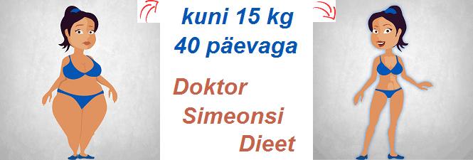 Kuidas 40 Päevaga Kiiresti ja Tõhusalt Kuni 15 kg Kaalust Alla Võtta