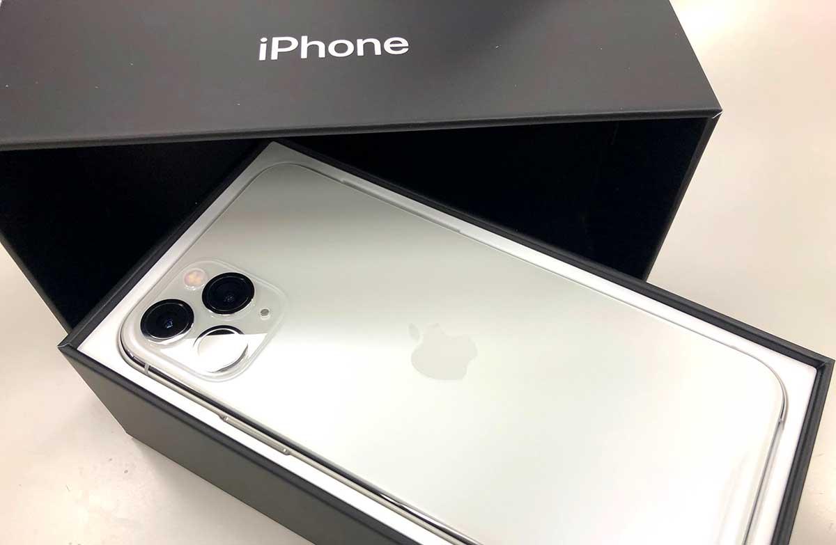 iPhone11Pro SIMフリー 購入実機レビューファーストインプ(隨時更新)ウォー思ったより重くない!   BlackHouse
