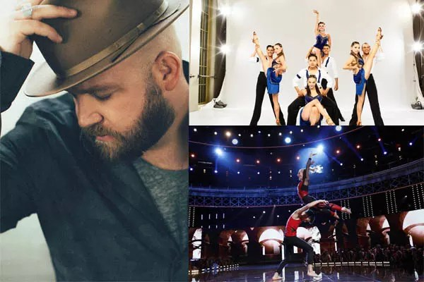 """Stars of NBC's World of Dance Featured at SCERA's """"Dancing Under The Stars"""" Aug. 24-25"""