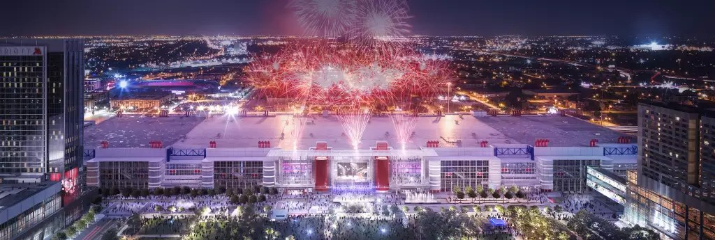 Image result for george r brown convention center