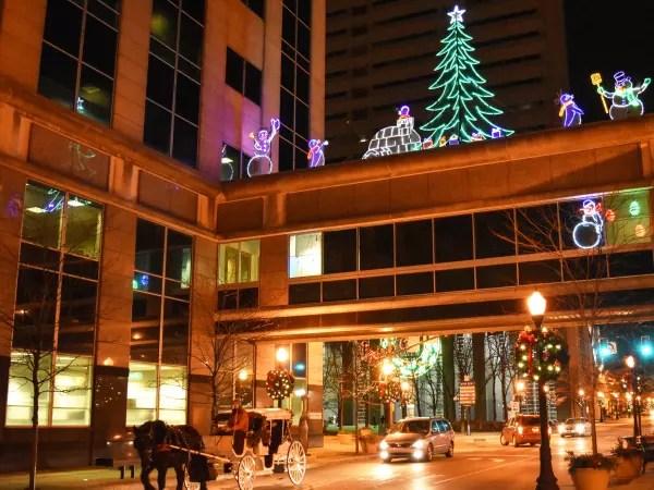 Fort Wayne Zoo Christmas Lights