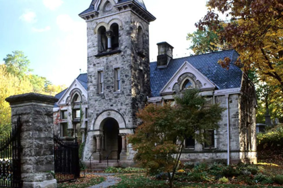 14 of the Spookiest Places in New York