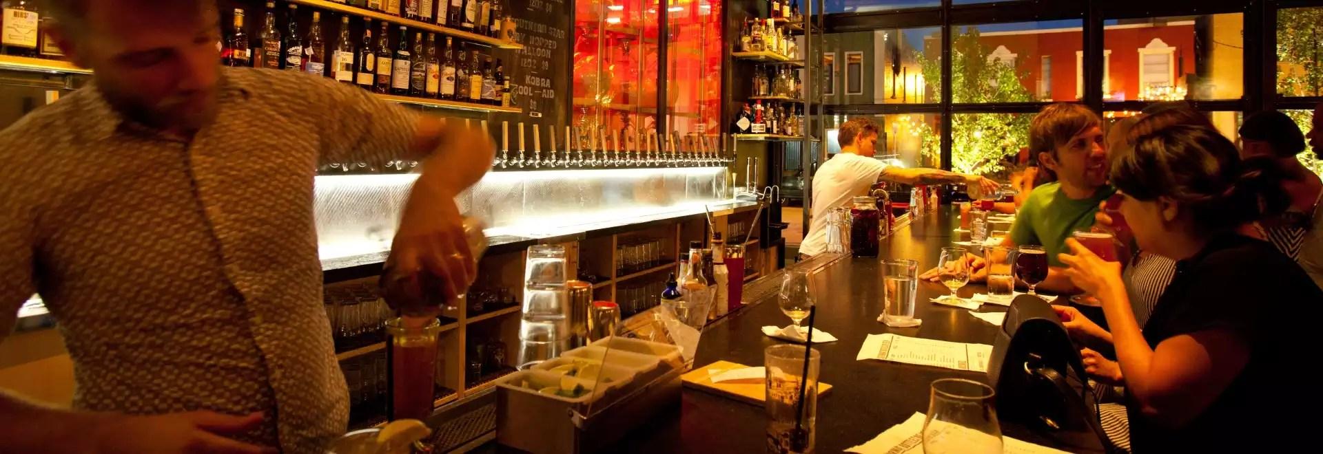 Secret Bars in Houston  Underground Hidden Bars  Clubs