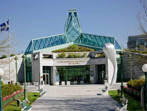 Musee National Des Beaux Arts Quebec