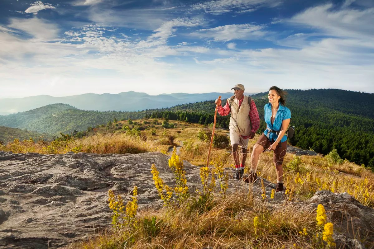 Fall In Love Couples Wallpapers Sam Knob At Black Balsam Trail