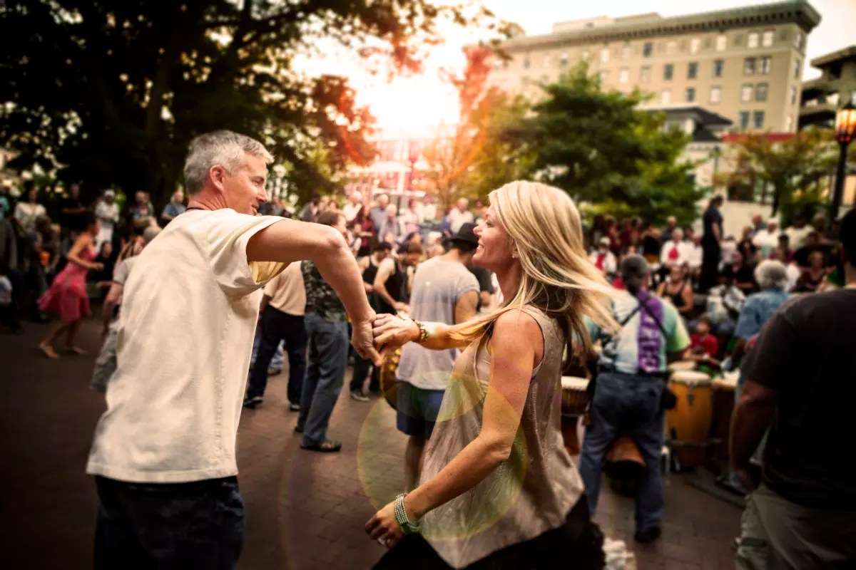 Where To Dance In Asheville