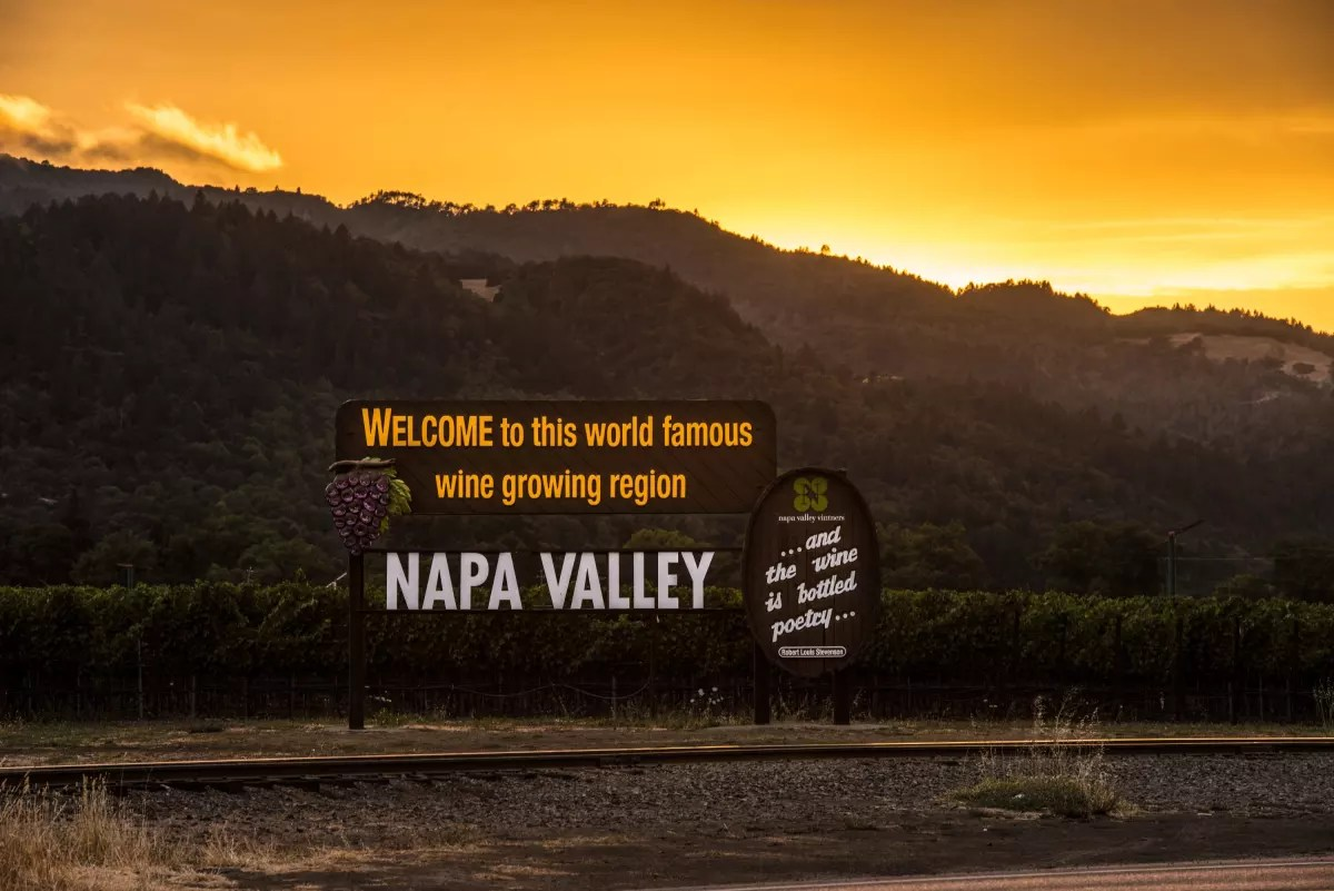 The Most Photographed Places In Napa Valley The Visit