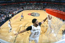 Orleans Pelicans Nba Basketball