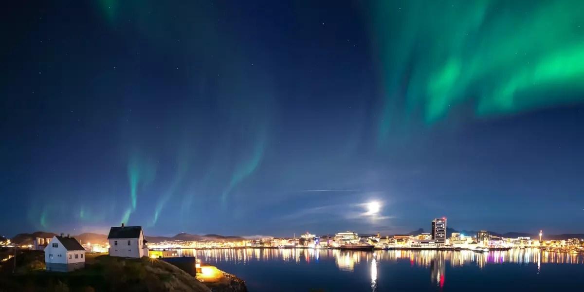 Bodo Northern Lights