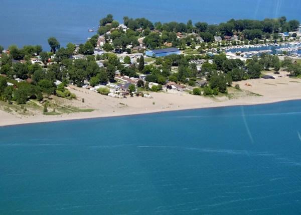 Turkey Point Ontario Beaches