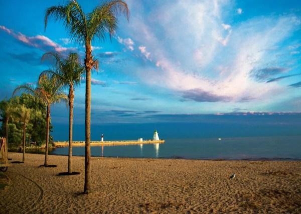 Canada Port Dover Beach