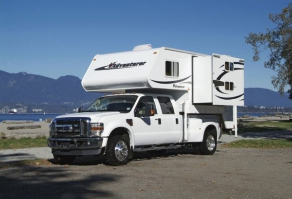 Fraserway Tc Rv Hire Canada - Year of Clean Water