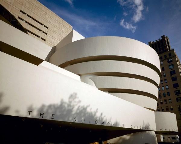 Solomon . Guggenheim Museum Manhattan Ny 10128