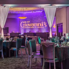Chair Cover Rentals Rockford Il Folding Floor Target Giovanni S Restaurant Conference Center Area East State