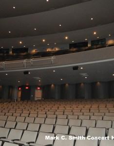 Mark  smith concert hall at the vbc also von braun center rh huntsville