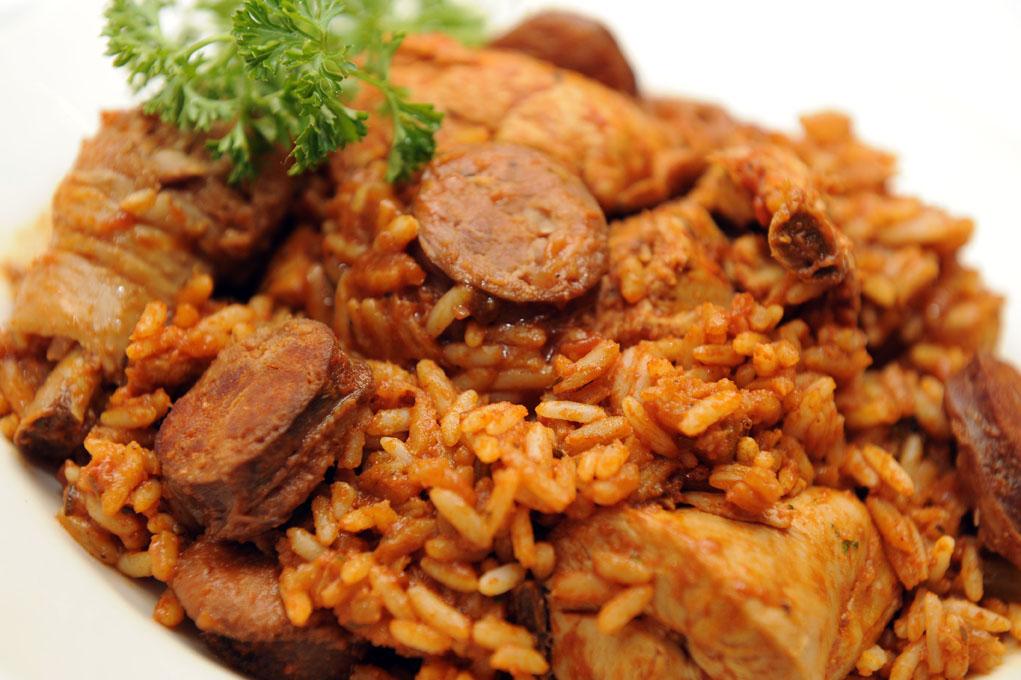 New Orleans Jambalaya recipe