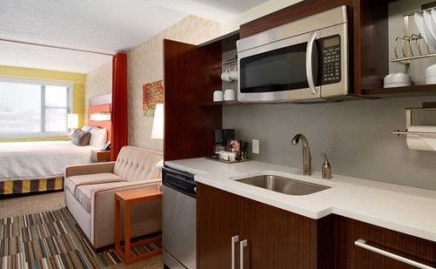 hotels with kitchens in atlanta ga kitchen towel rack home2 suites by hilton downtown find a hotel studio acvb jpg