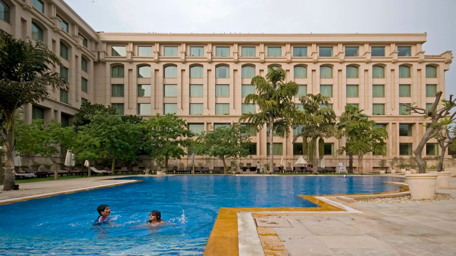 The Grand New Delhi 5 Star Hotel Near Delhi Airport