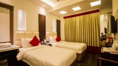 Rooms In Delhi Hotel Grand Godwin Hotel Near New Delhi