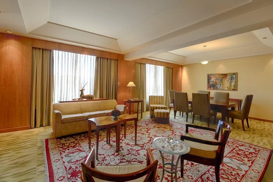 The Grand New Delhi 5 Star Hotel Near Delhi Airport