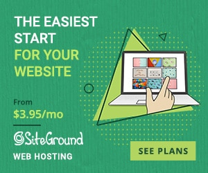 SiteGround Crafted for Easy Website Management