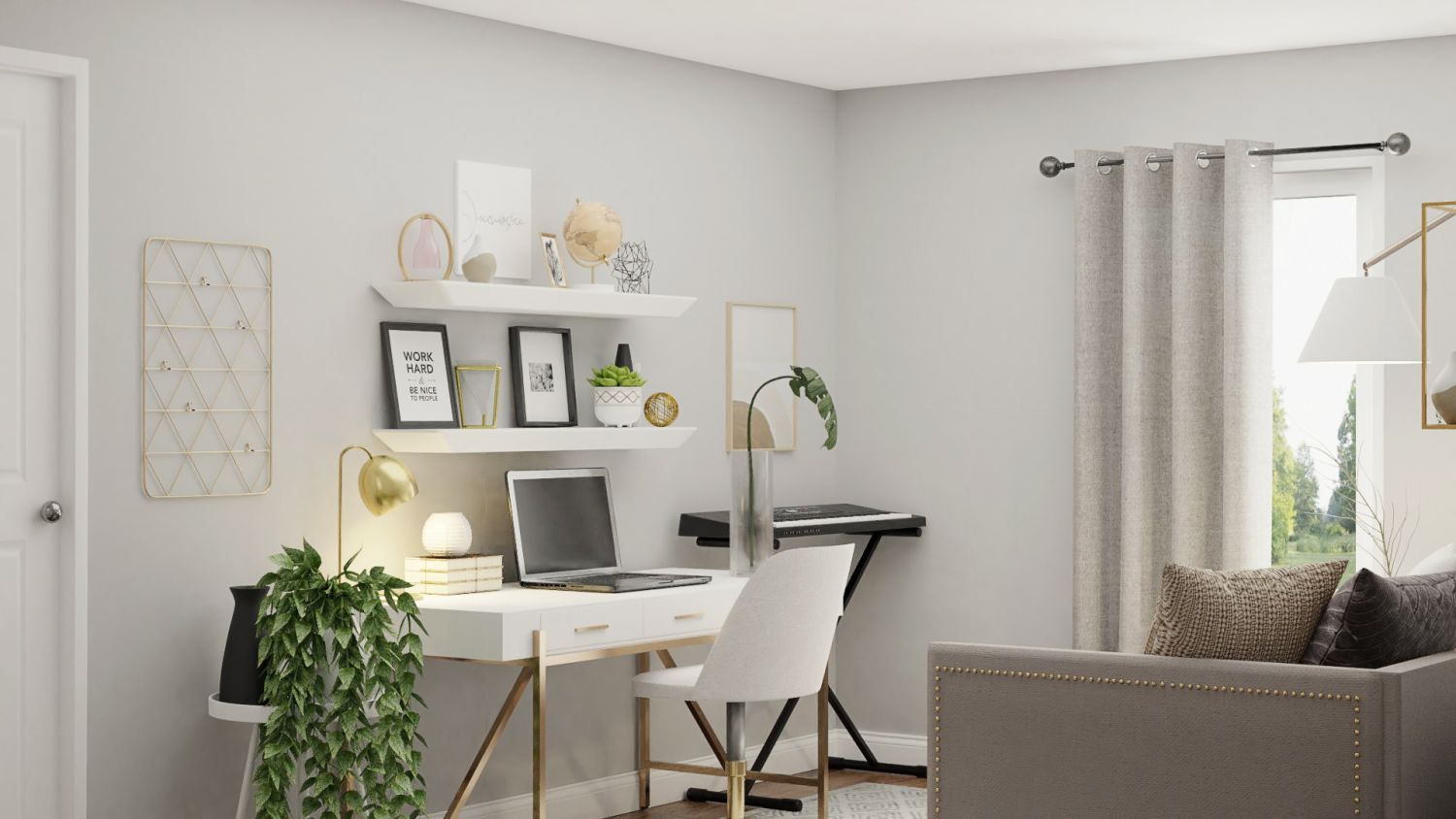 7 best home office setups that will