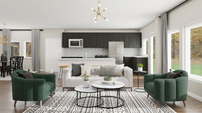 Modern Farmhouse Style Interior Designs Decor Ideas By Spacejoy Experts
