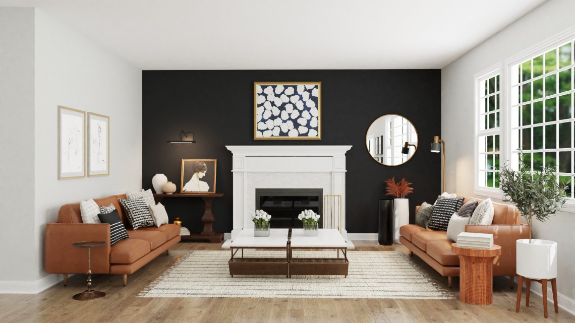 Best & Popular Living Room Paint Colors of 2021 You Should ...