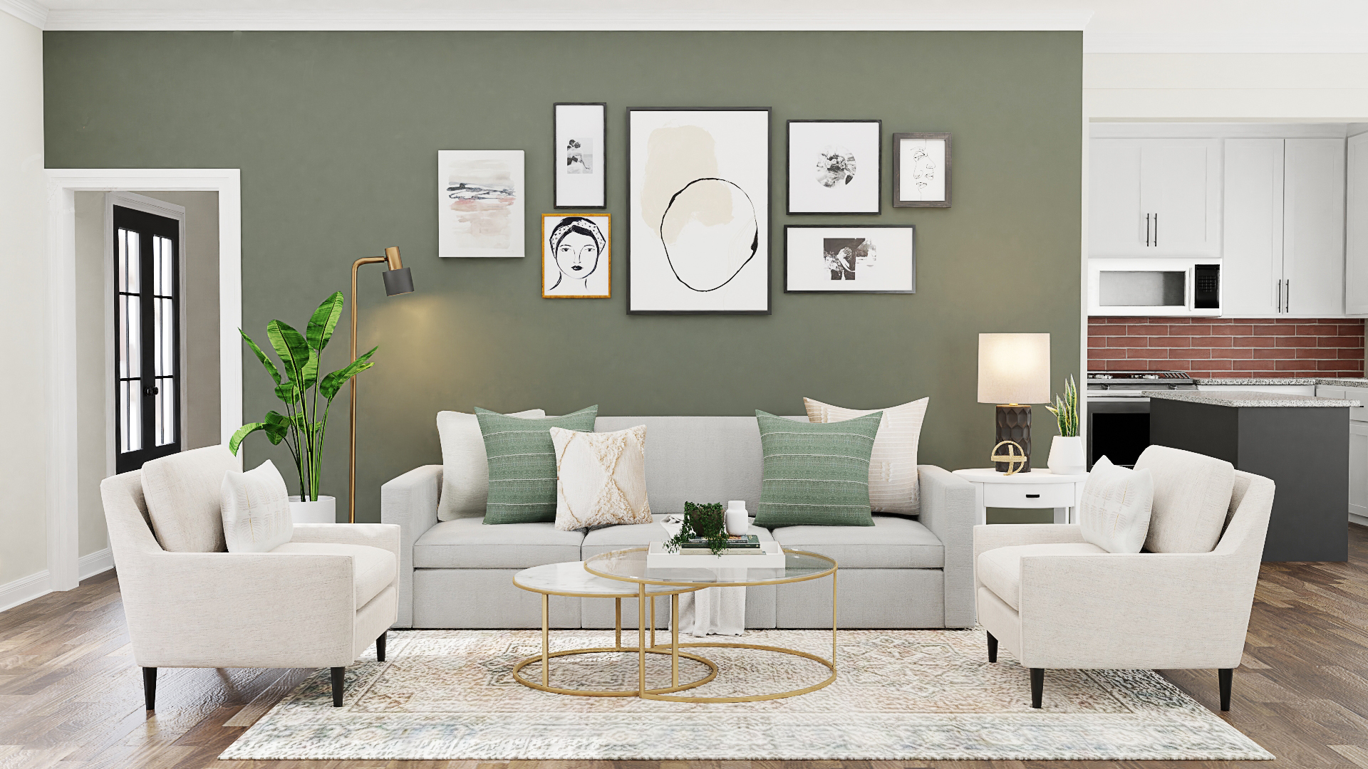 Best & Popular Living Room Paint Colors of 2021 You Should Know   Spacejoy