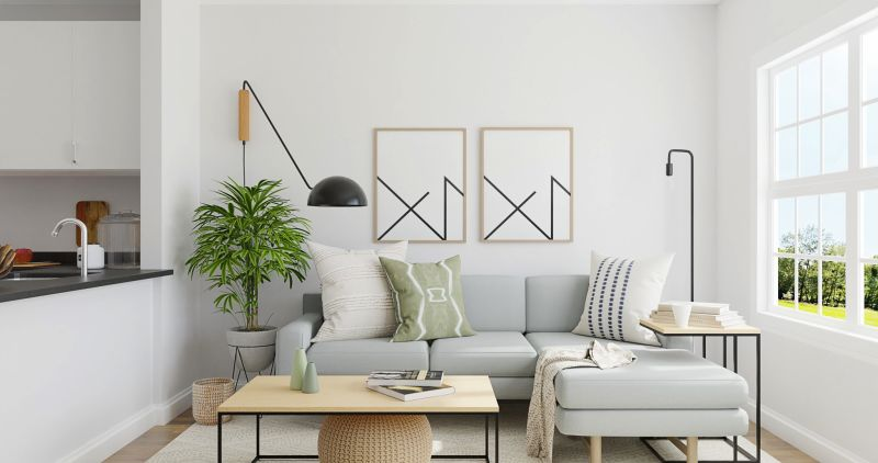 17 Small Living Room Ideas To Maximize Your Space Spacejoy