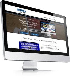 Professional bespoke websites for your business – Spires Web Tech keeps you ahead of the competition