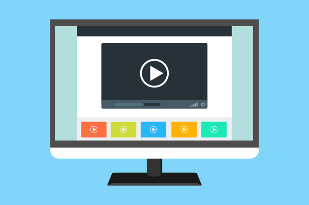 Digital video can be viewed either online or offline