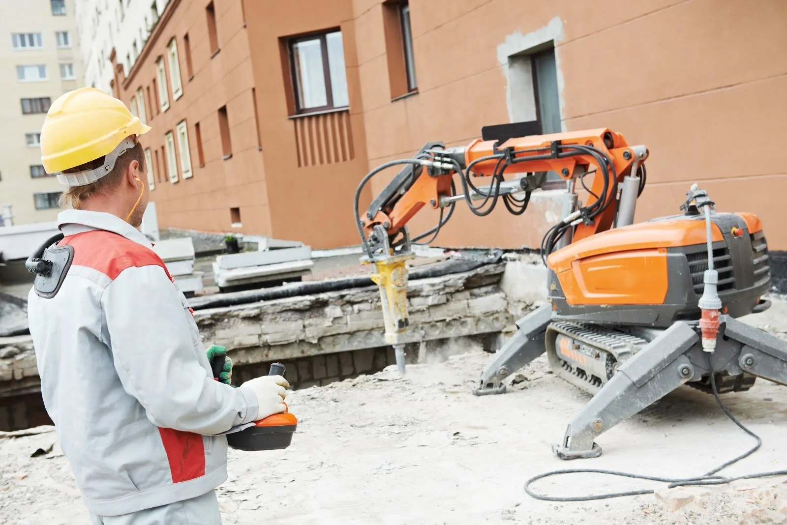 AI impact on construction industry