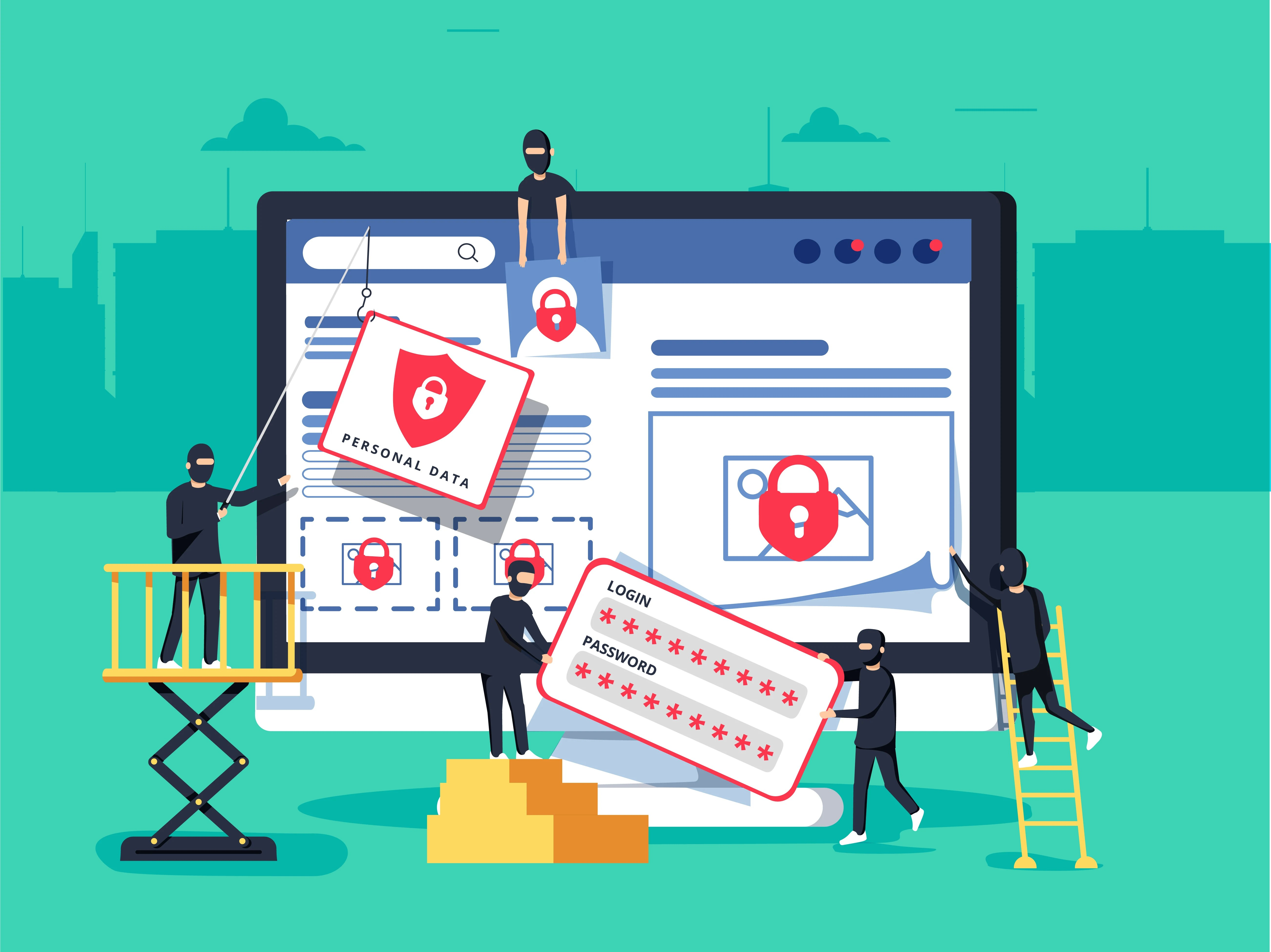cybersecurity holiday scams