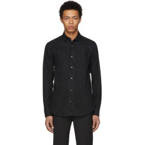 Tiger of Sweden Black Gower Shirt