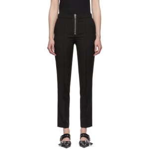 Yang Li Black Tailored Trousers
