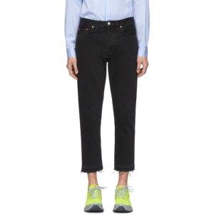 Harmony Black Dorian Jeans