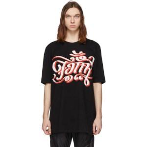 Faith Connexion Black Faith Over T-Shirt