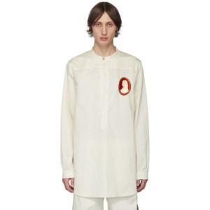 Linder Off-White Sava Shirt